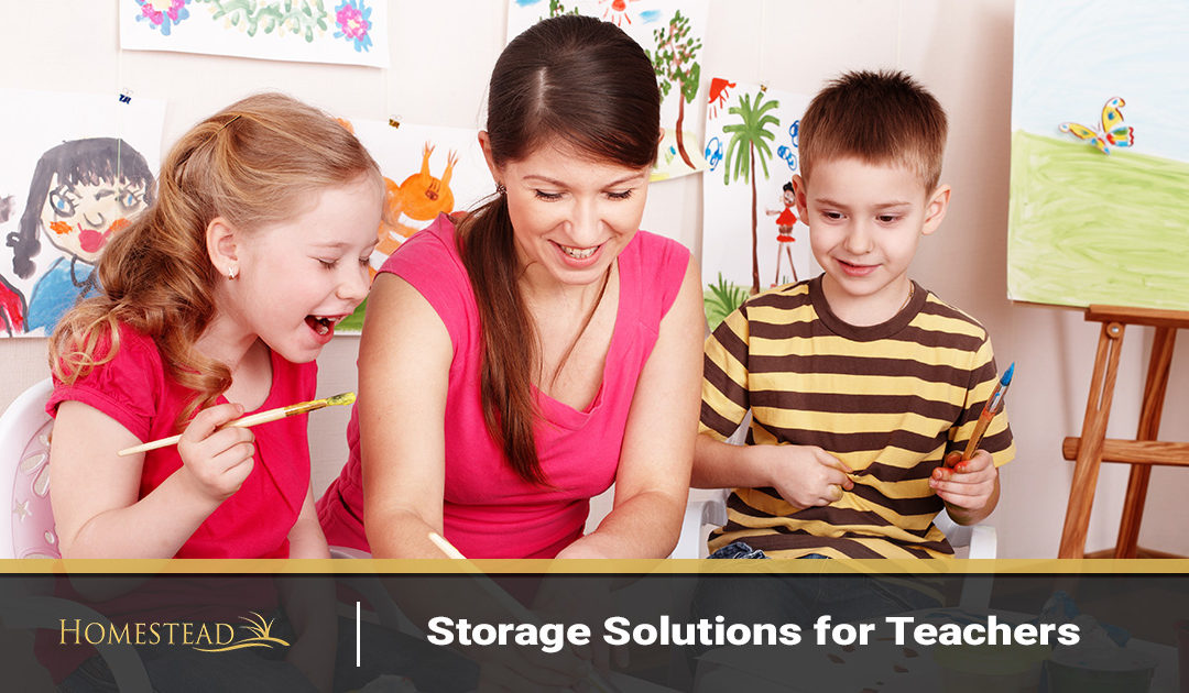 Storage Solutions for Teachers