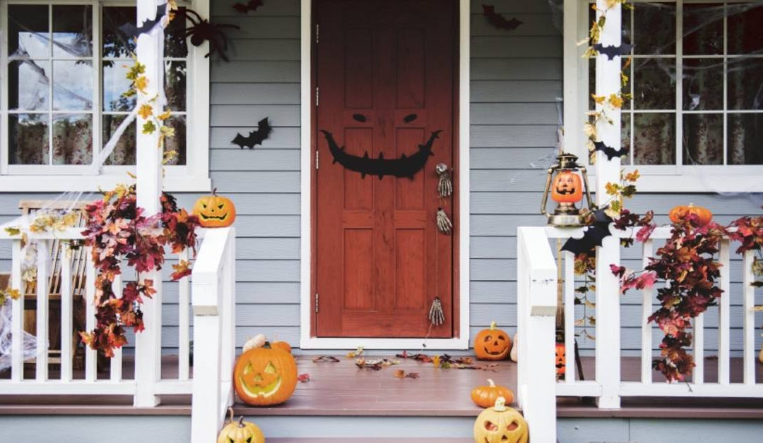 Storing Your Halloween Decorations
