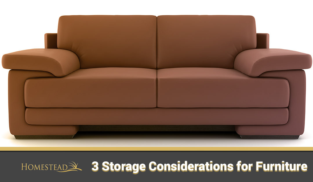 3 Storage Considerations for Furniture