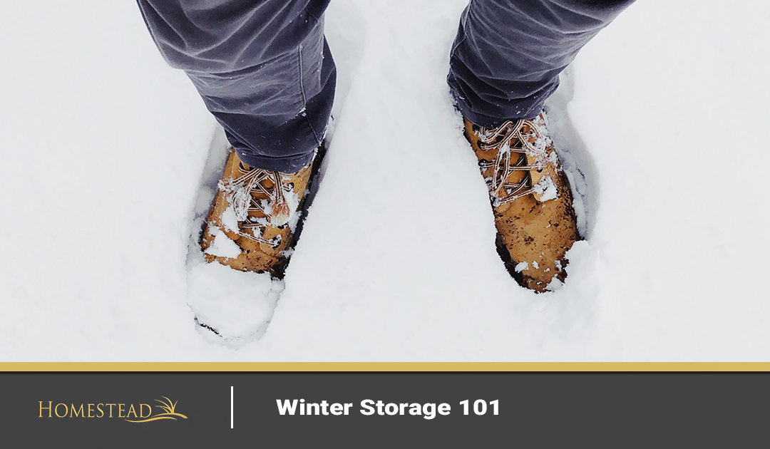 Winter Storage 101
