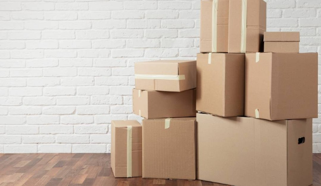 Make Moving Easier With Self-Storage!